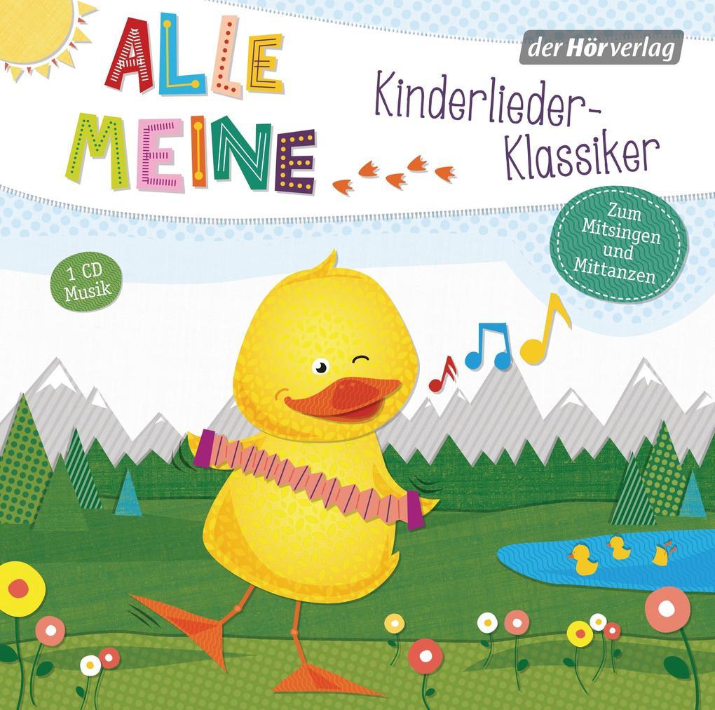 Image of Alle meine Kinderlieder-Klassiker