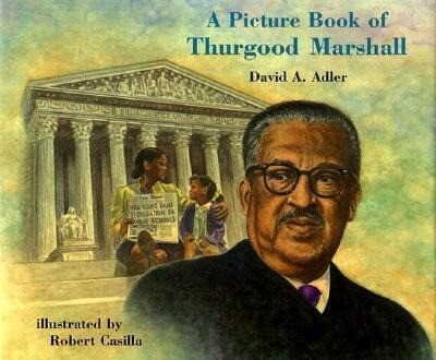 A Picture Book of Thurgood Marshall als Buch
