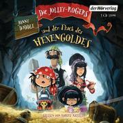 Die Jolley-Rogers 02 und der Fluch des Hexengoldes