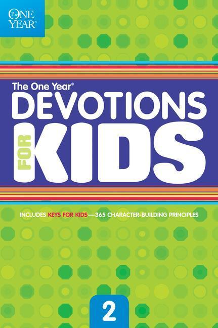 The One Year Devotions for Kids #2 als Taschenbuch