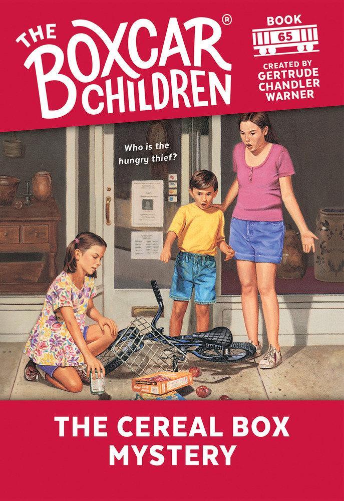 The Cereal Box Mystery als Taschenbuch