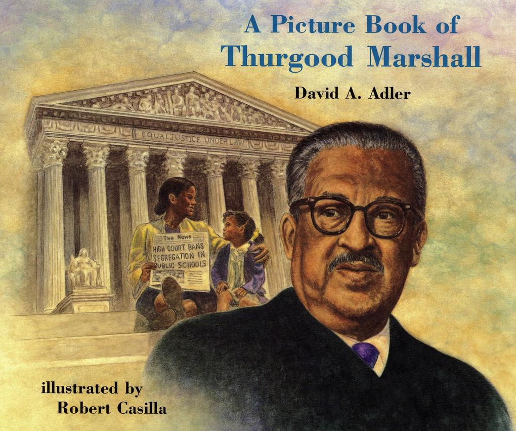 A Picture Book of Thurgood Marshall als Taschenbuch