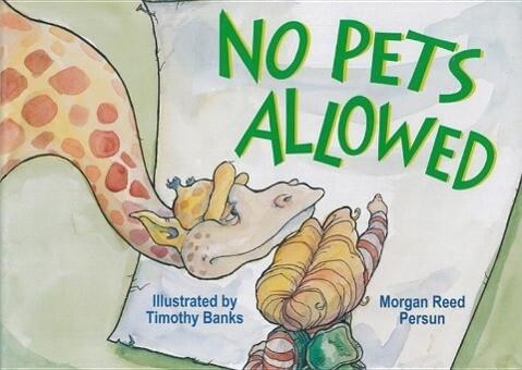 No Pets Allowed als Taschenbuch