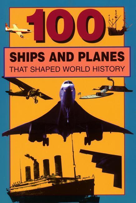 100 Ships and Planes als Taschenbuch