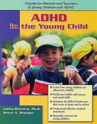 ADHD in the Young Child: Driven to Redirection: A Guide for Parents and Teachers of Young Children with ADHD als Taschenbuch