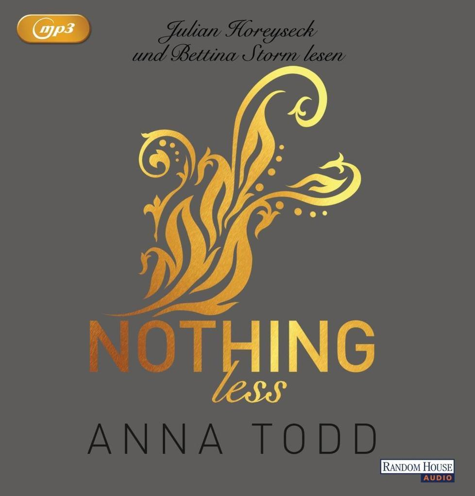 Nothing less, 1 MP3-CD als Hörbuch