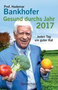 Gesund durchs Jahr 2017 Taschenkalender
