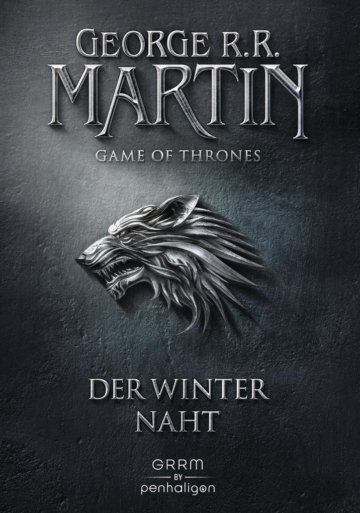 Game of Thrones 1 als Buch