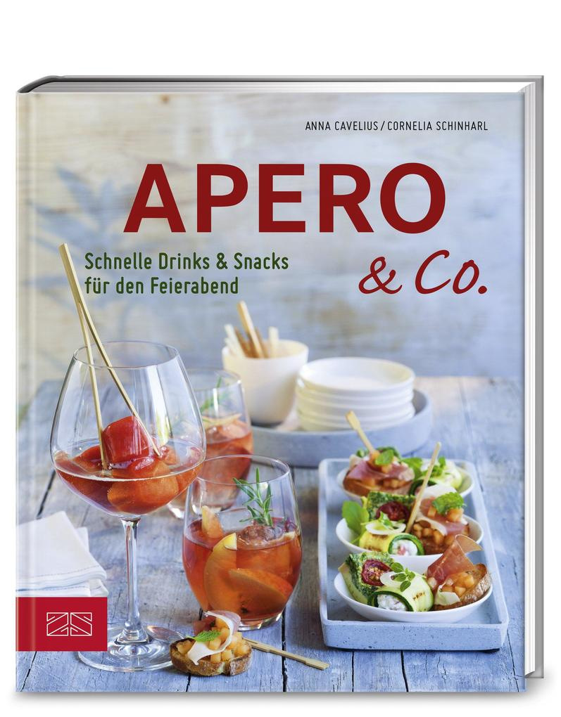 Apero & Co. als Buch