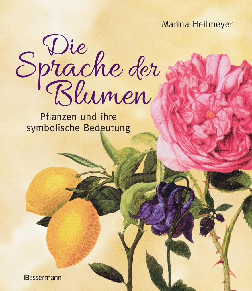 Die Sprache der Blumen als Buch