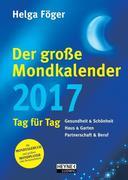 Der große Mondkalender 2017