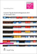 Luzerner Tag des Stockwerkeigentums 2015