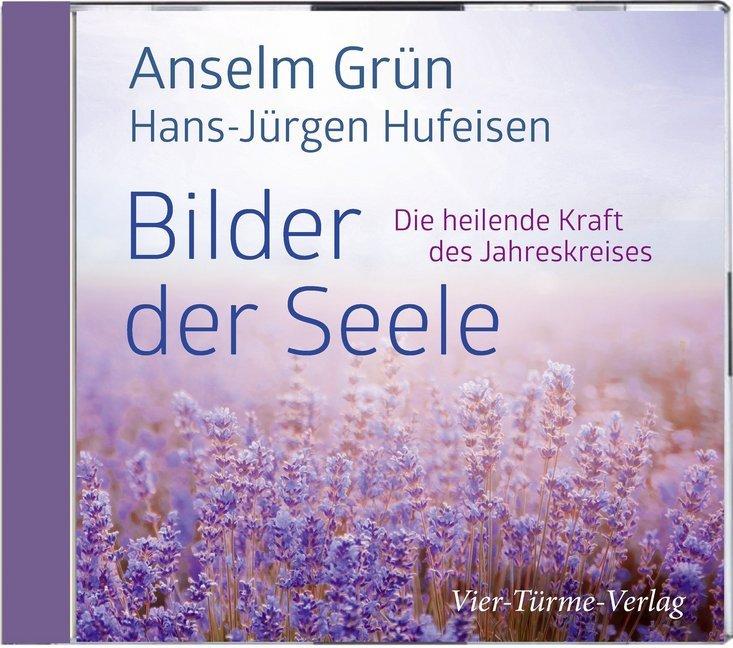 Bilder der Seele als Hörbuch CD von Anselm Grün...