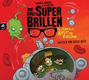 Die drei Superbrillen 02. Im Labyrinth des Rupert von Raffzahn