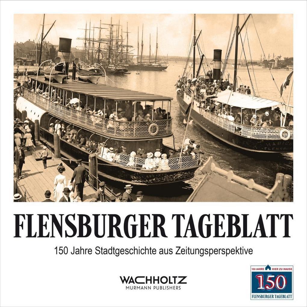 Flensburger Tageblatt als Buch von