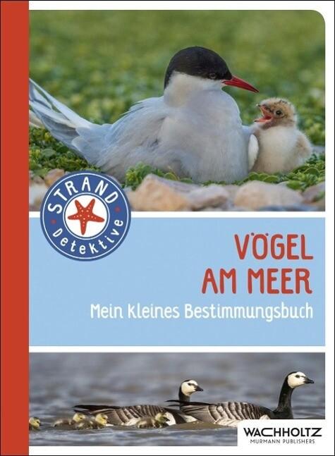Vögel am Meer als Taschenbuch von Rainer Borche...