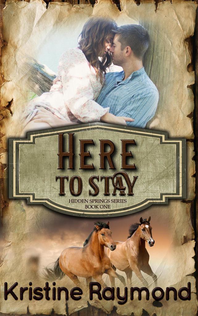Here to Stay (Hidden Springs, #1) als eBook