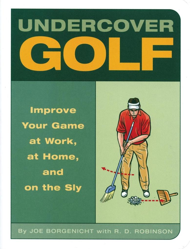 Undercover Golf als eBook Download von Joe Borg...
