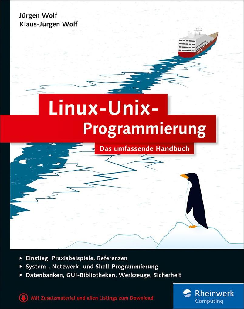 Linux-Unix-Programmierung als eBook Download vo...