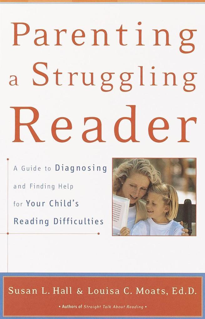 Parenting a Struggling Reader als Taschenbuch