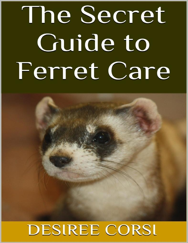 The Secret Guide to Ferret Care als eBook Downl...