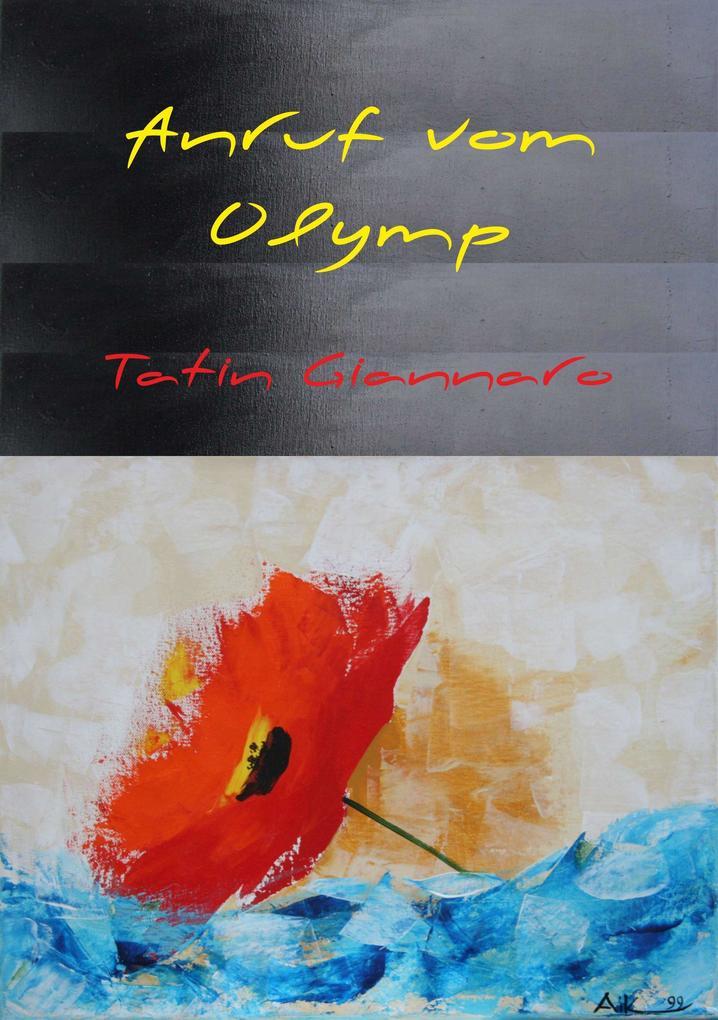 Anruf vom Olymp als eBook