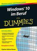 Windows 10 im Beruf für Dummies