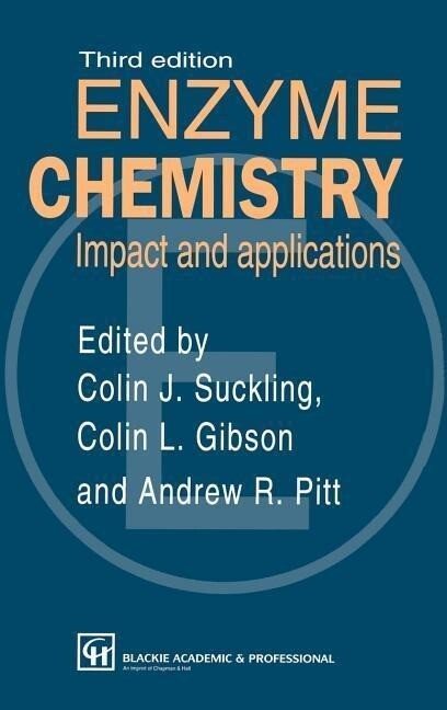 Enzyme Chemistry Impact and applications als Buch