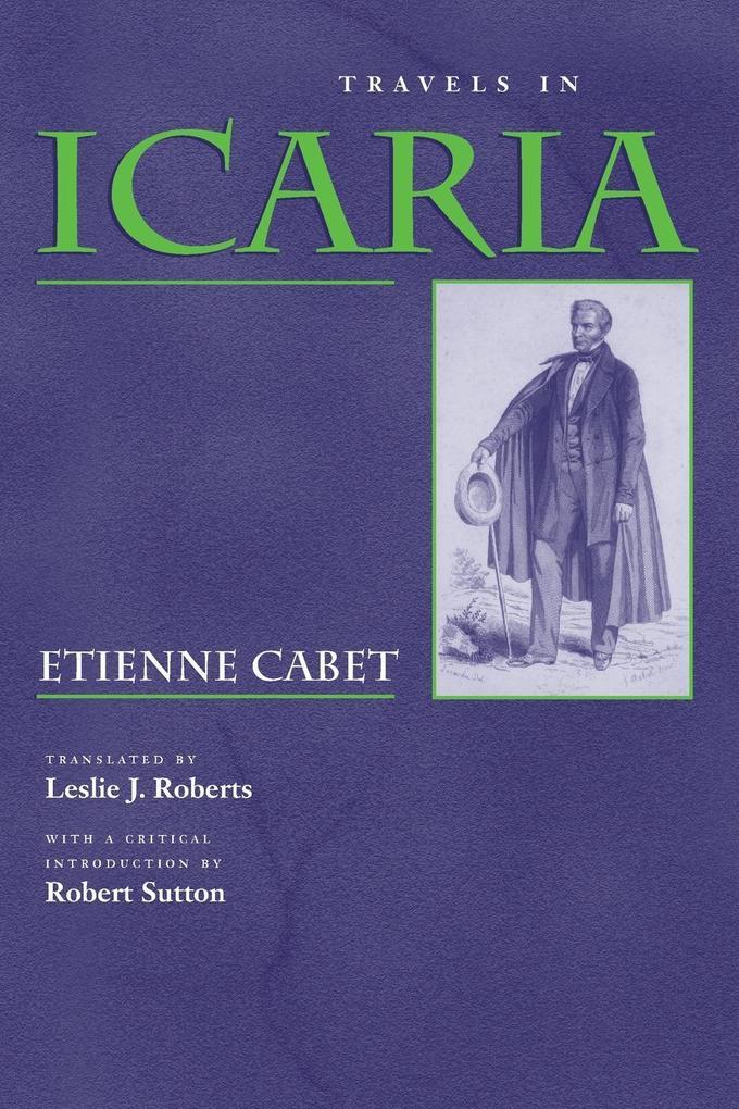 Travels in Icaria als Taschenbuch