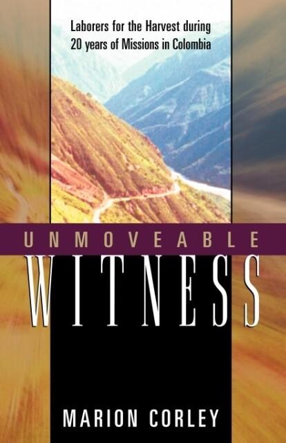 Unmoveable Witness als Taschenbuch
