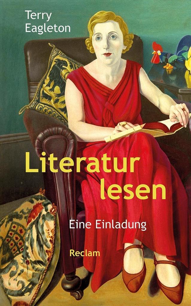 Literatur lesen als Buch von Terry Eagleton