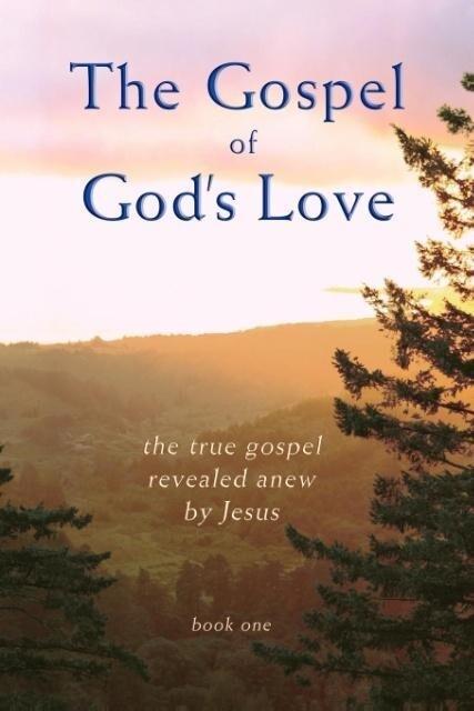 The Gospel of God's Love - Old Testament Sermons als Taschenbuch