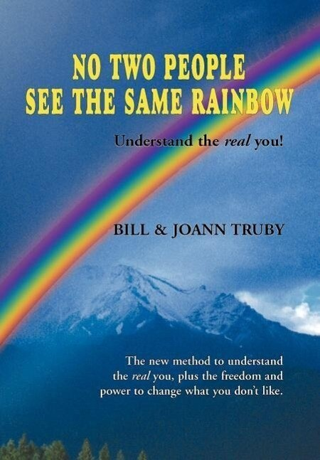 No Two People See the Same Rainbow als Buch