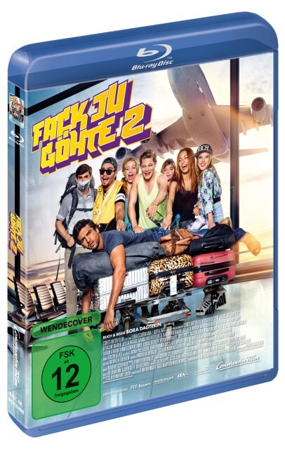Fack Ju Göhte 2 als DVD