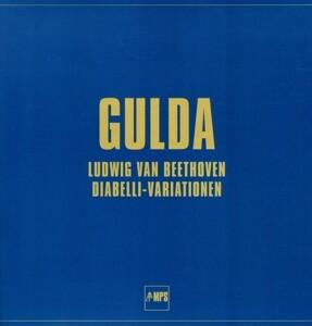 Diabelli-Variationen als Vinyl