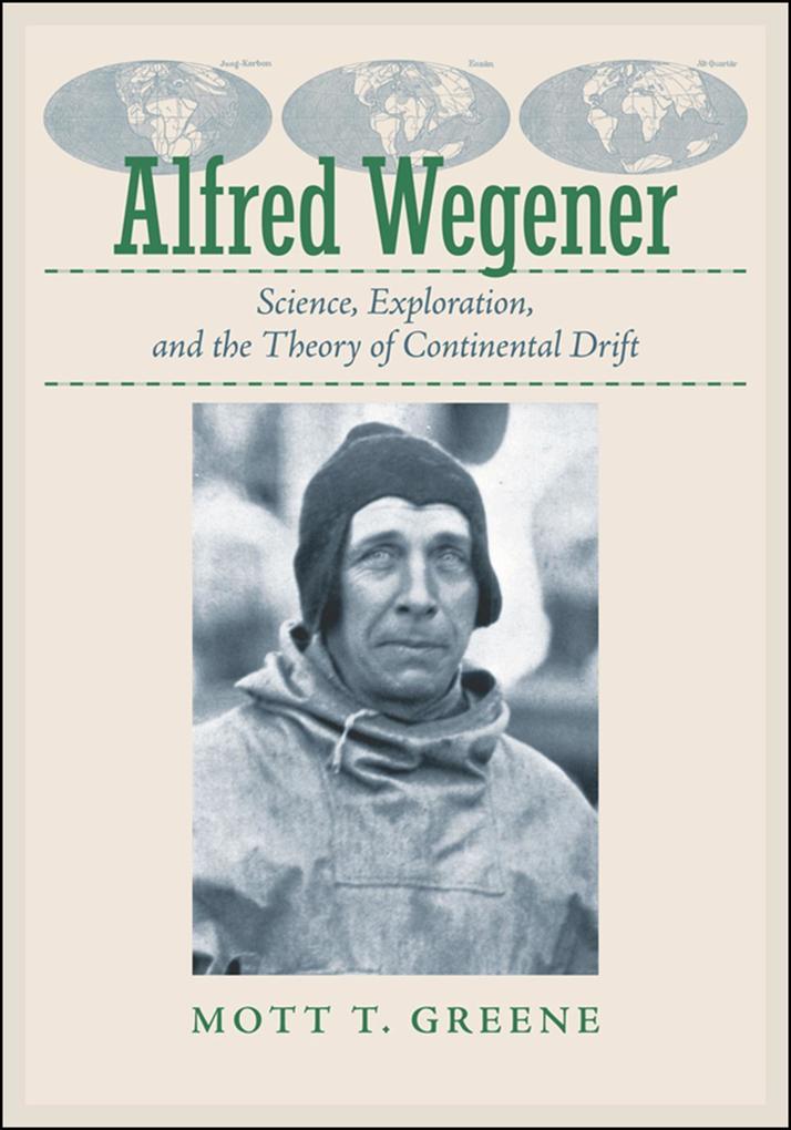 Alfred Wegener als eBook Download von Mott T. G...