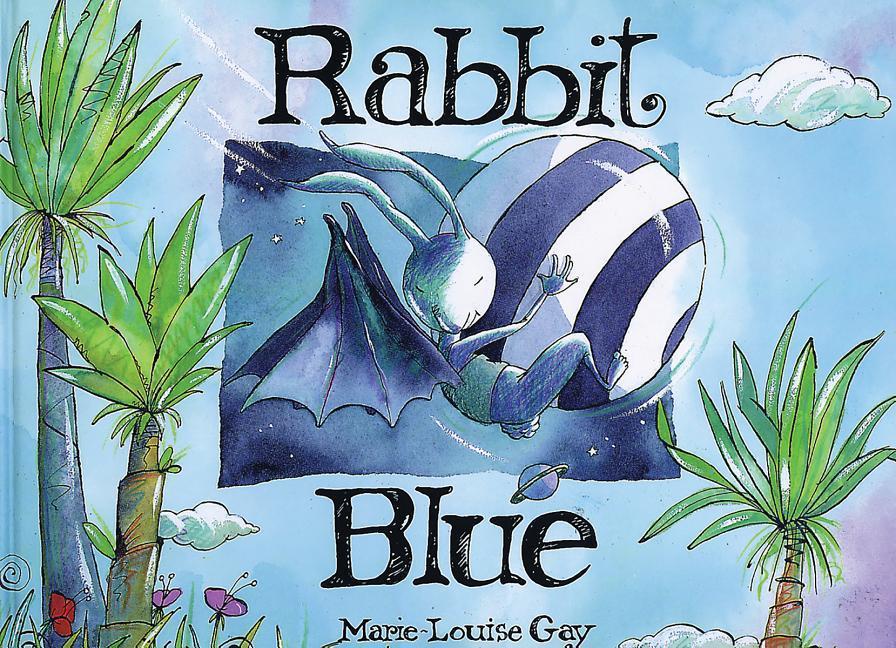 Rabbit Blue als Taschenbuch