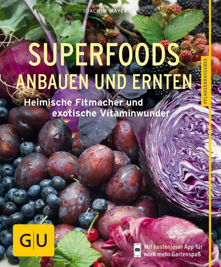 Superfoods anbauen und ernten als eBook Downloa...