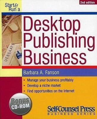 Start & Run a Desktop Publishing Business als Taschenbuch