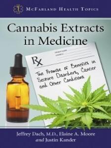 Cannabis Extracts in Medicine als eBook Downloa...
