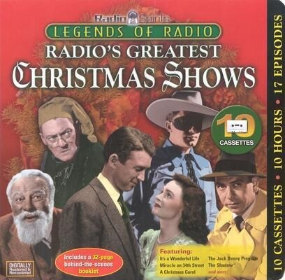 Radio Greatest Christmas Shows als Hörbuch