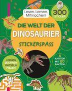 Lesen, Lernen, Mitmachen! Die Welt der Dinosaurier