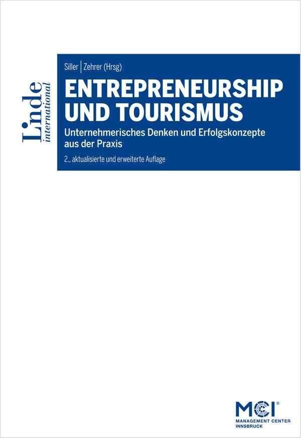 Entrepreneurship und Tourismus als Buch von