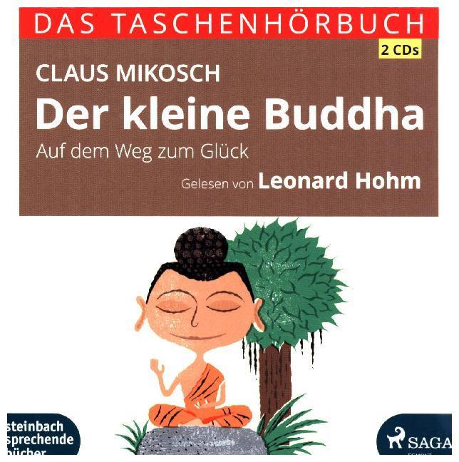 Der kleine Buddha, 2 Audio-CDs als Hörbuch