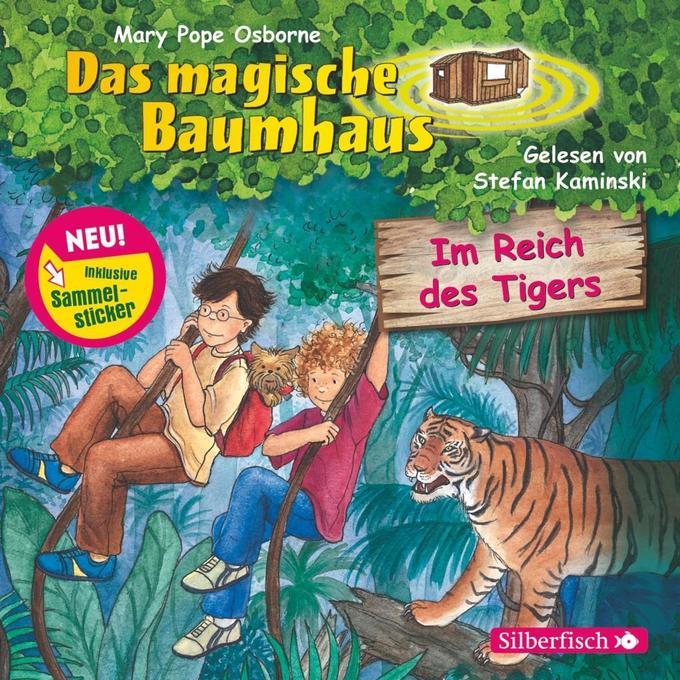 Im Reich des Tigers als Hörbuch CD von Mary Pop...