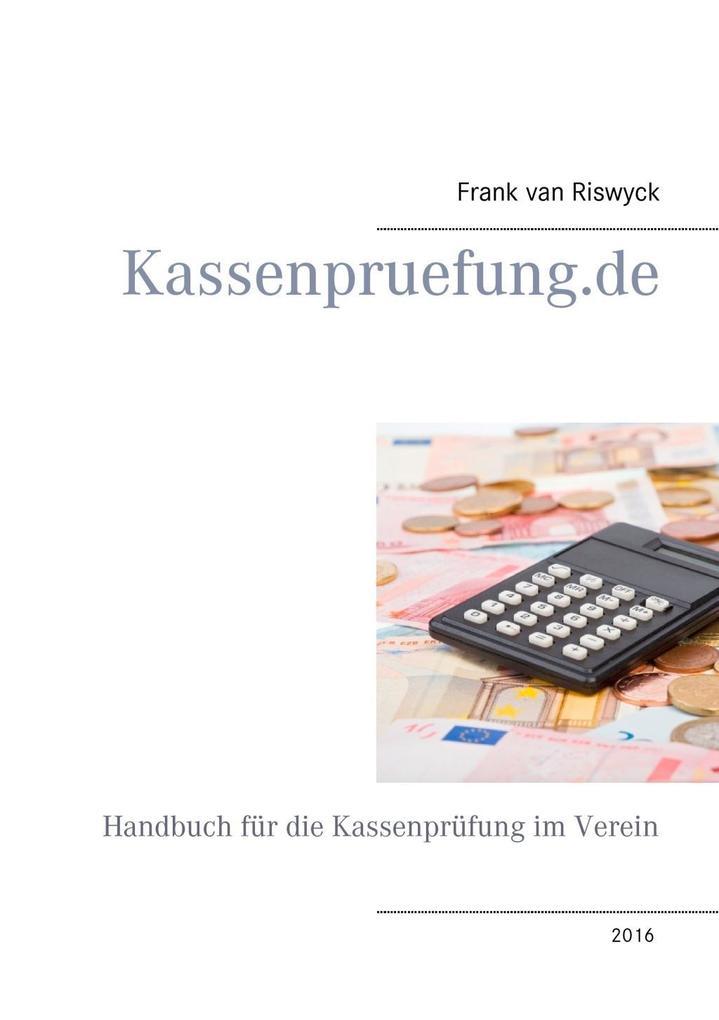 Kassenpruefung.de als eBook