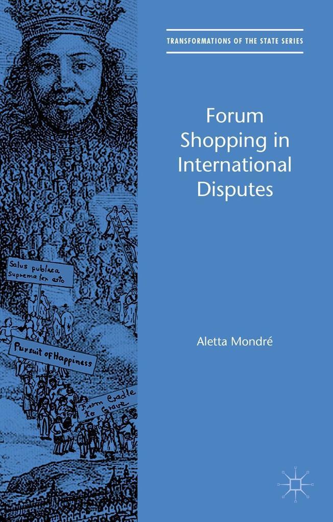 Forum Shopping in International Disputes als eB...