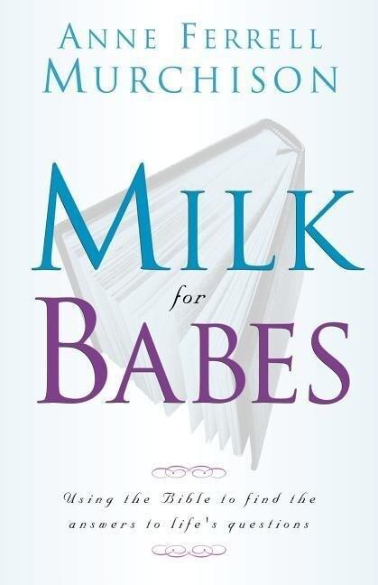 Milk for Babes als Taschenbuch