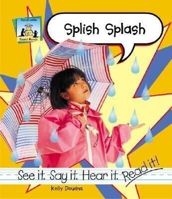 Splish Splash als Buch