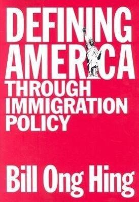 Defining America als Taschenbuch